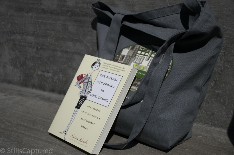 Green Apple Books, The Gospel According to Coco Chanel