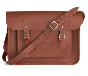 Cambridge Satchel Upwardly Mobile Satchel in Brown