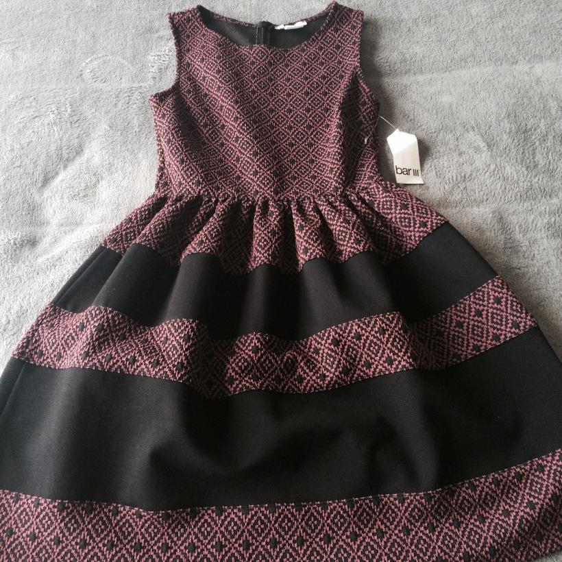 barr III dress