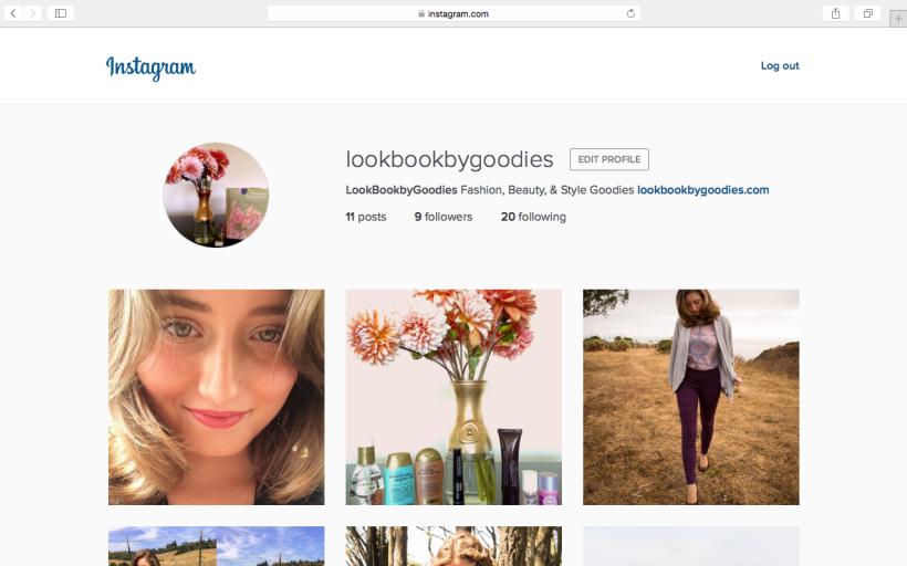 lookbookbygoodies, instagram