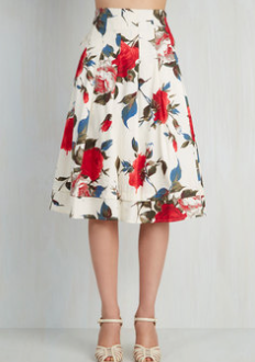 ModCloth Floral Patterns