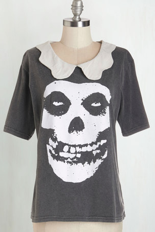 ModCloth Halloween Top