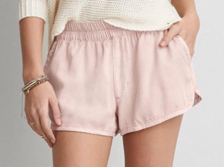 Blush Shorts