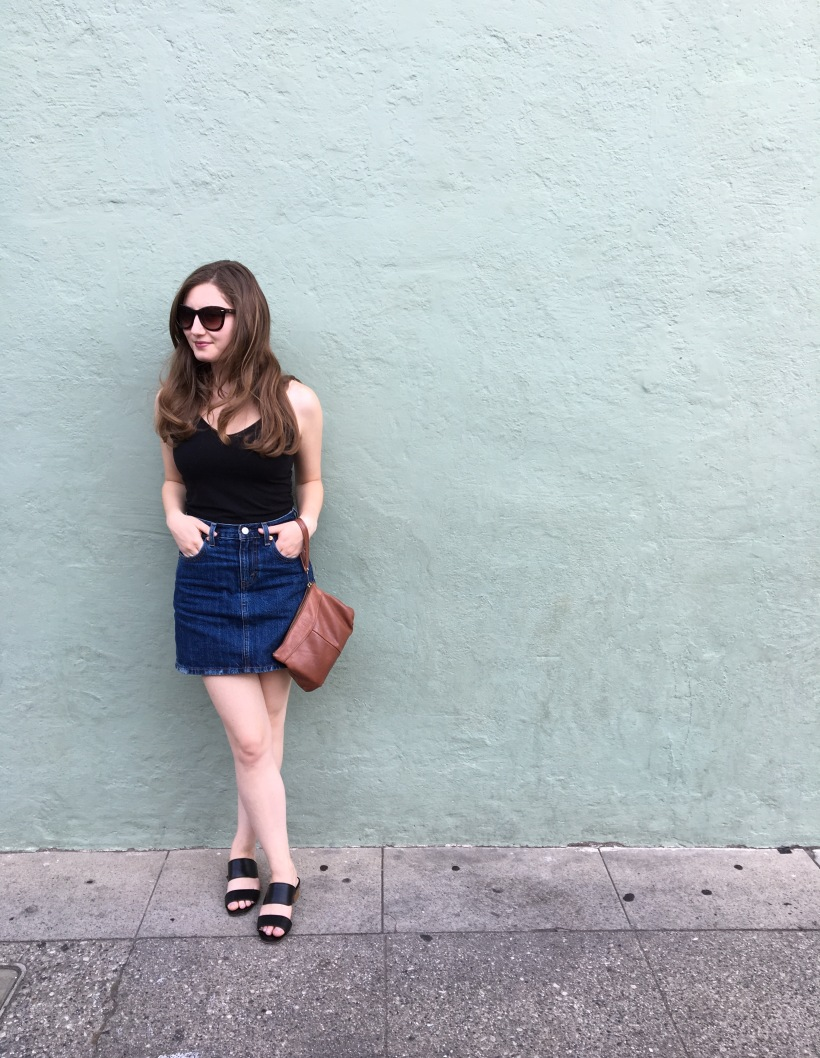 Levi's Denim Skirts