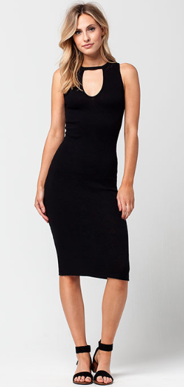 Tillys Keyhole Dress