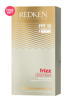 redken anti frizz
