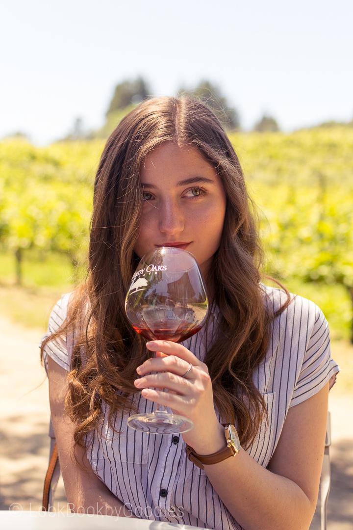 windy oaks winery