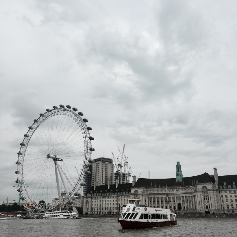 London Boat Ride