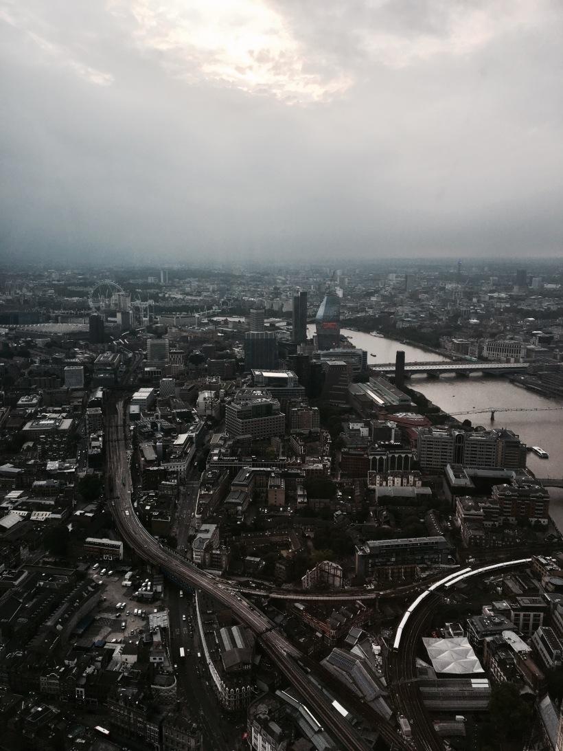 London, the Shard