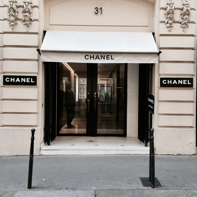 Chanel Paris