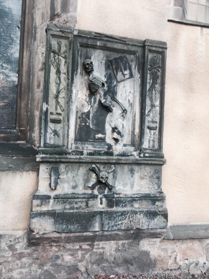 Edinburgh ghosts