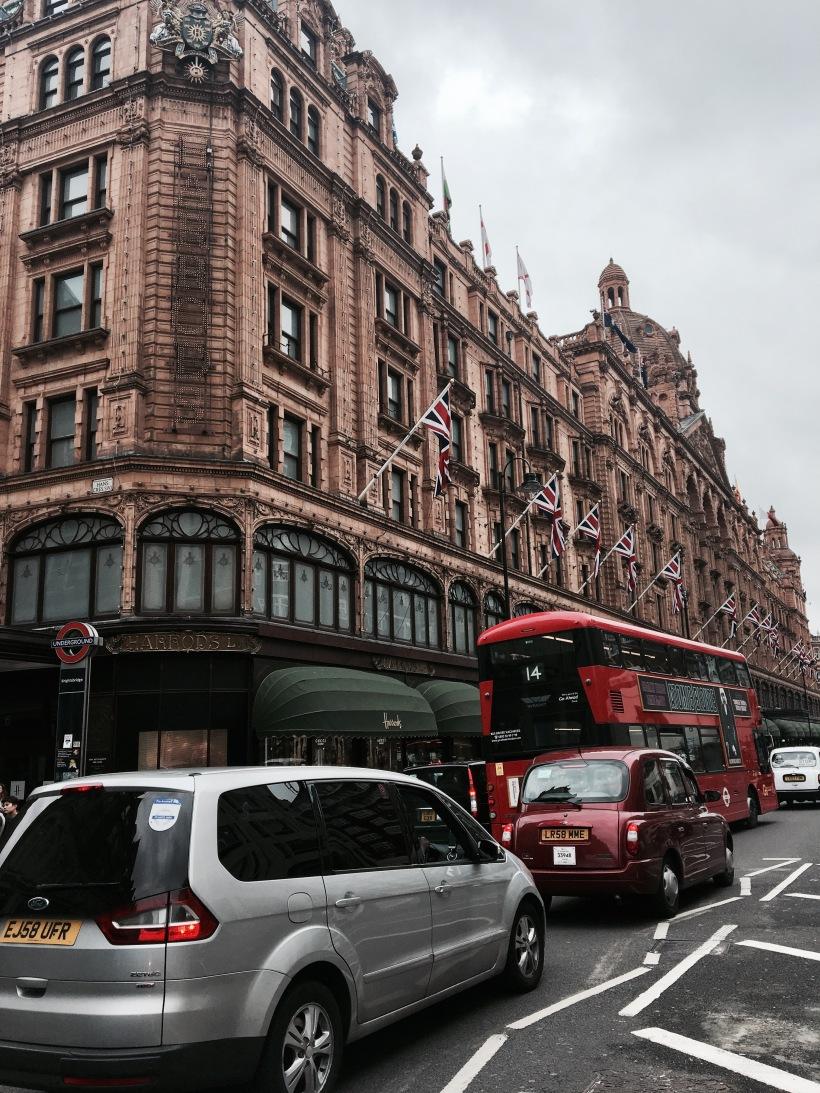 London, Harrods