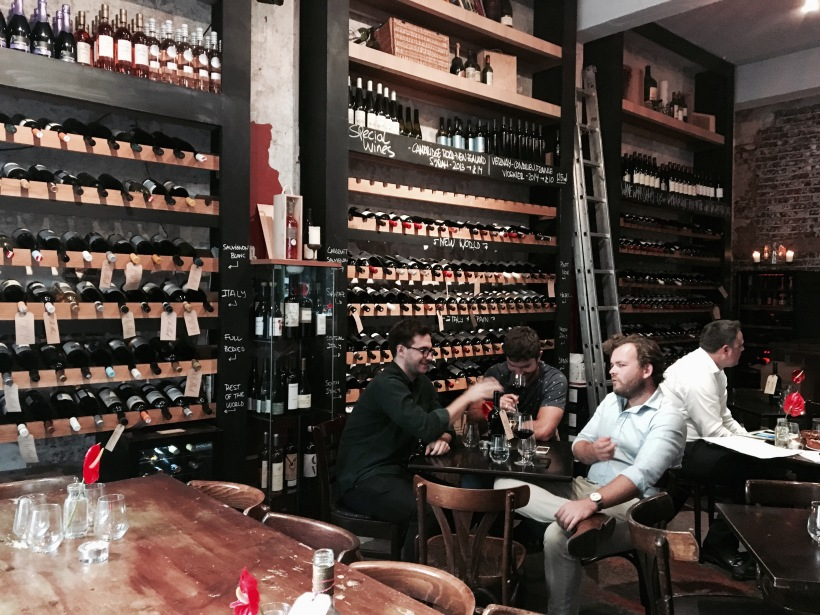 London, Bedales, Wine Bar