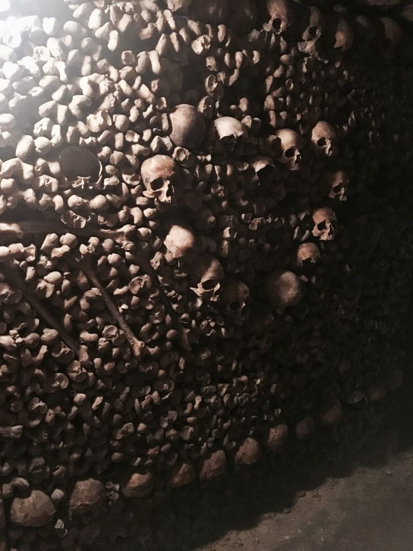 Catacombs paris