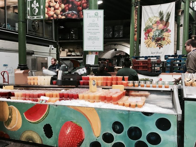 London, Borough Market