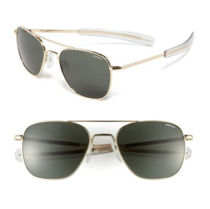 Mad Men sunglasses, aviators