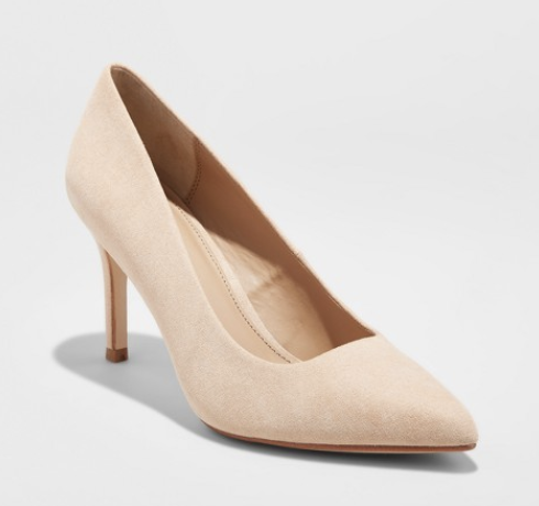 heels, target, professional, interview