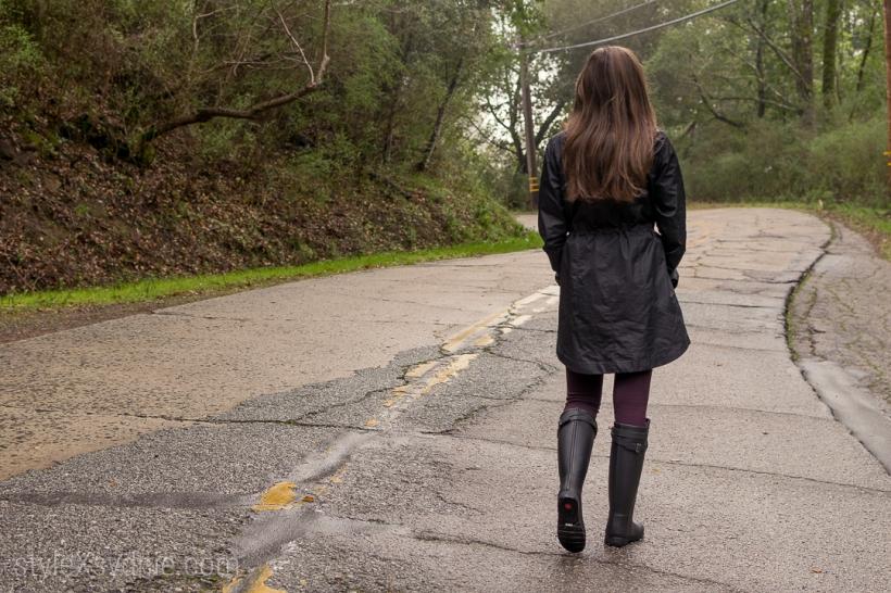 Hunter Rain Boots, Winter, Rain, Fashion