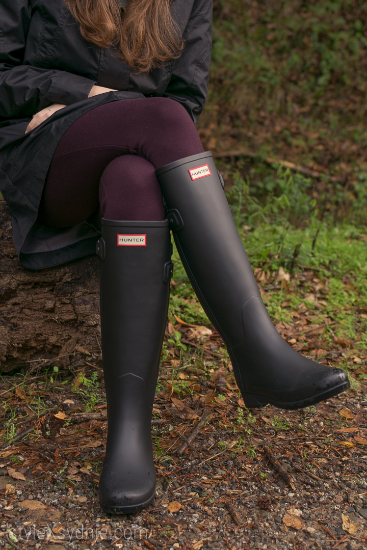 Hunter Rain Boots, Winter, Rain, Fashion