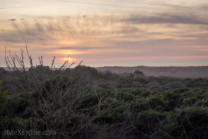Moss Landing, Monterey, Sunset