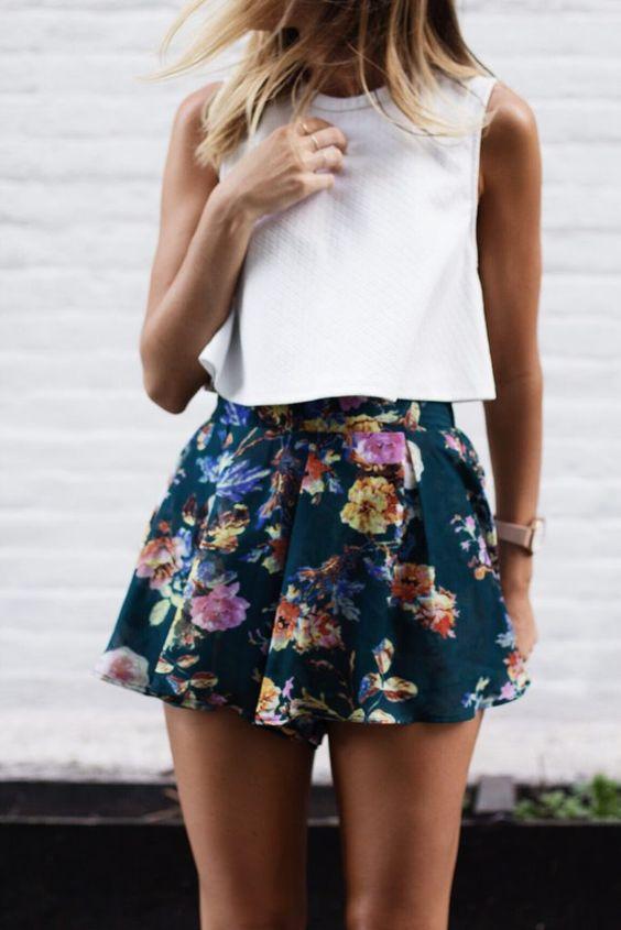 floral prints, spring trends