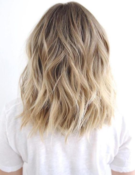 beach waves, hair, spring trends