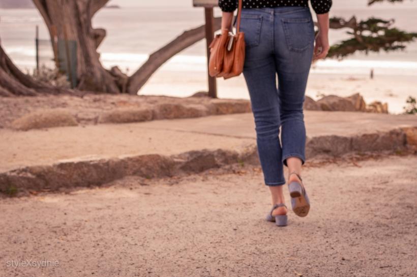 statement shoes, carmel, sam edelman shoes, spring
