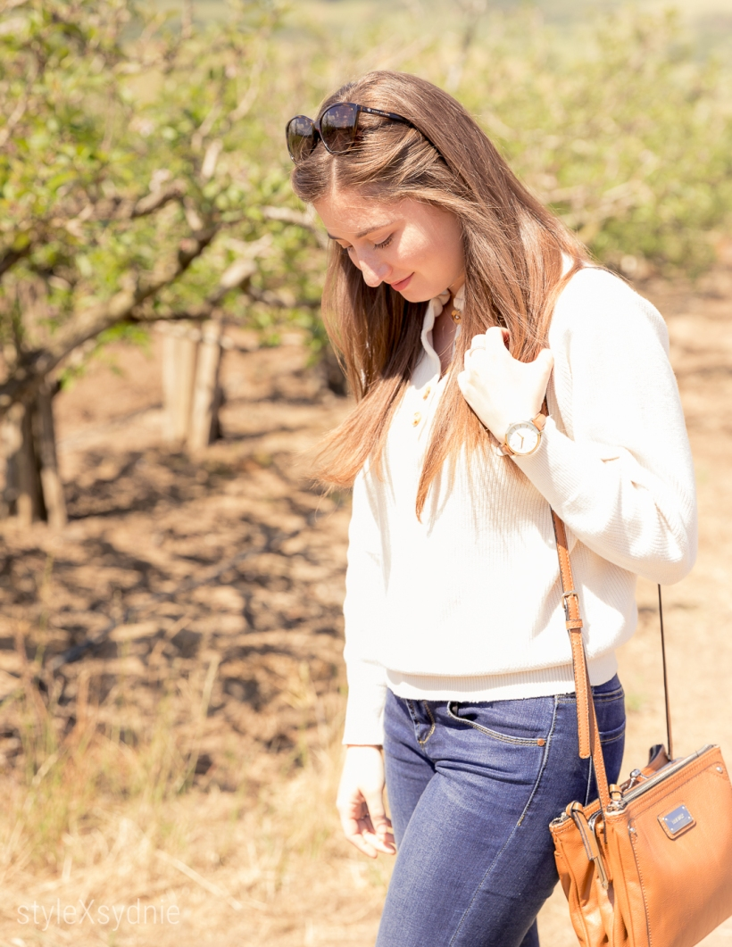 spring, sweaters, summer, spring style, jeans, mules, sunnies, crossbody bag