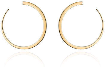 hoop earrings, jewelry