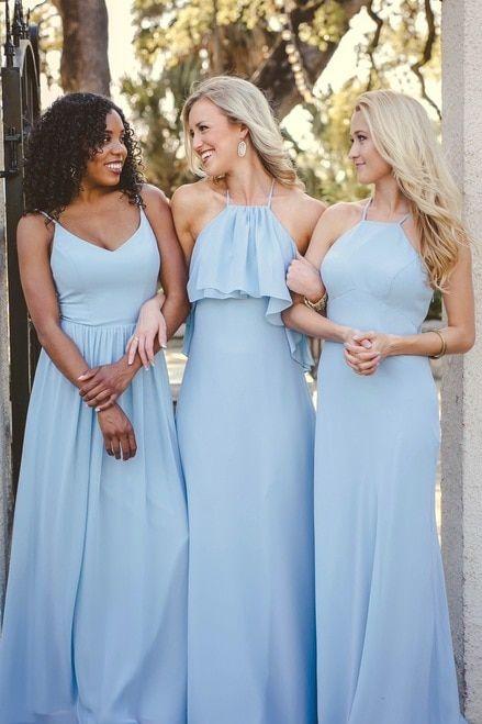 bridesmaids dresses, wedding dress trends